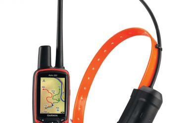 garmin dog tracker